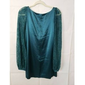 Fumblin Foe Silk Shift Dress